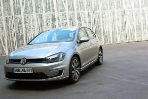 Plug-In Hybridauto VW Golf GTE
