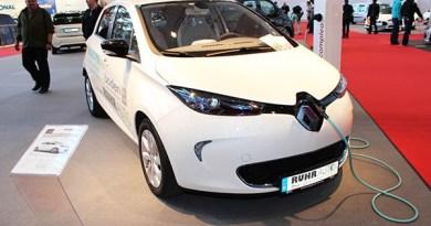Elektroauto Renault Zoe
