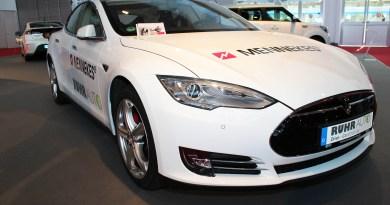 Elektroauto Tesla Model S