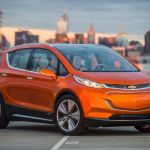 The electric car Bolt EV will make Tesla Motors from 2017 competition. Source: General Motors / Chevrolet
