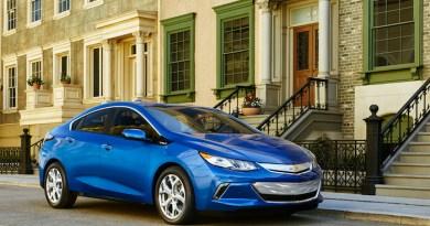 Plug-In Hybridauto Chevrolet Volt 2. Bildquelle: Chevrolet