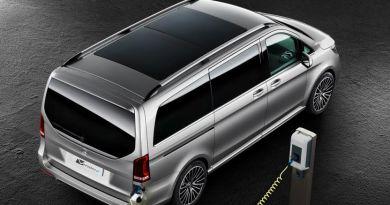Plug-In Hybridauto Mercedes-Benz Concept V-ision e. Bildquelle: Mercedes-Benz