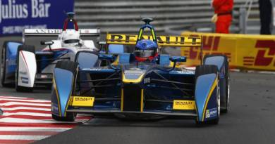 Team e.dams-Renault erreicht bei der Formel E in Monaco Platz 1. Bildquelle: Renault