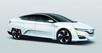 Honda FCV Concept aus dem Jahr 2013. Bildquelle: Honda