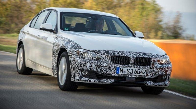 Plug-In Hybridauto BMW 330e. Bildquelle: BMW