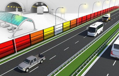 Bei den farbigen Elementen handelt es sich um LSC. Bildquelle: TU Eindhoven