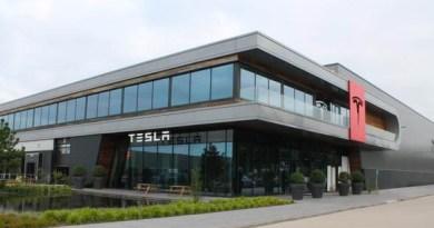 Elektroauto Tesla Model S - Tesla Motors startet Elektroauto-Produktion in Europa. Bildquelle: Tesla Motors