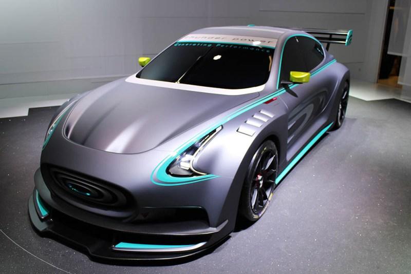 Elektroauto Thunder Racer