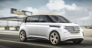 Elektroauto VW BUDD-e. Bildquelle: VW AG