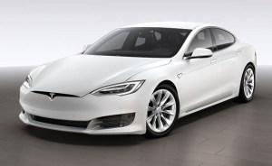 Facelift Elektroauto Tesla Model S. Bildquelle: Tesla Motors