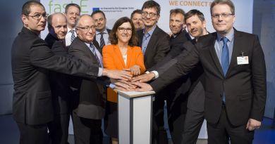 Projektkonsortium Fast-E, 2016. Bildquelle: Renault