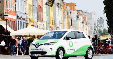 Renault und Green Mobility starten Carsharing-Dienst mit 450 Elektroautos. Bildquelle: Renault und Green Mobility