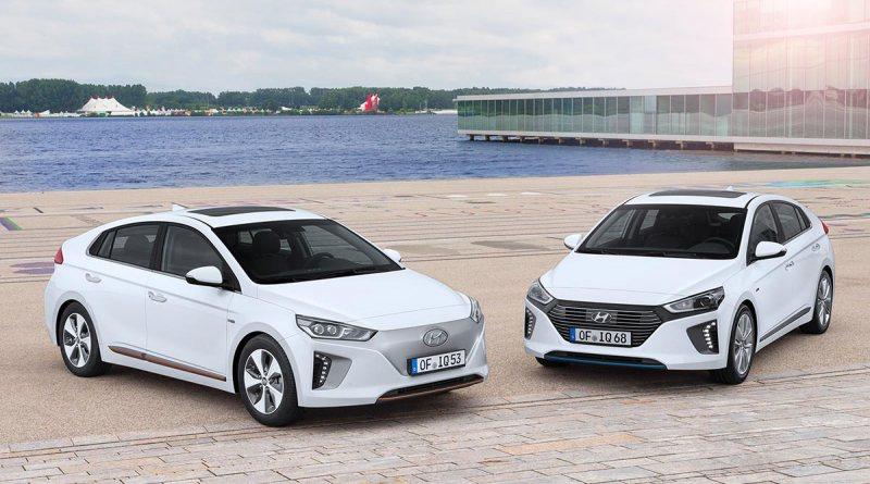 Hyundai Ioniq kommt als Hybrid, Plug-In Hybrid- und Elektroauto auf den Markt. Bildquelle: Hyundai