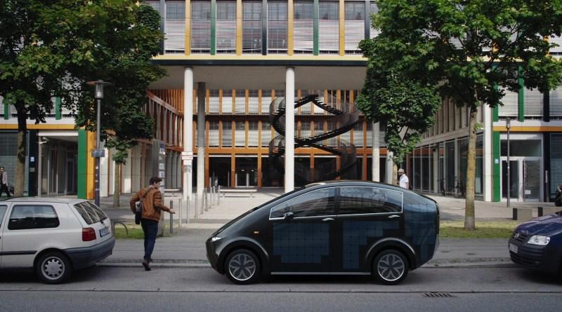 Elektroauto Sion von Sono Motors. Bildquelle: Sono Motors