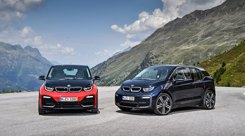 das elektroauto bmw i3s hat mehr power als die ursprungsversion. Black Bedroom Furniture Sets. Home Design Ideas