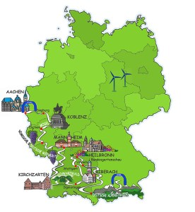 Route Germany 2019 - Dez