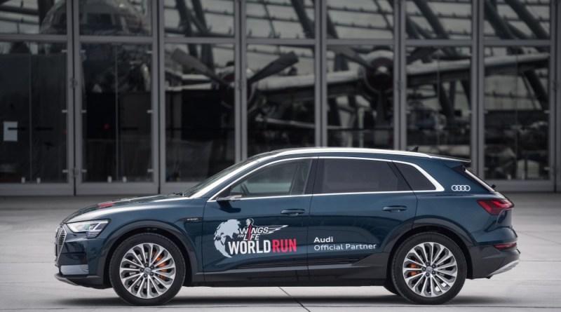 Elektroauto Audi e-tron quattro. Bildquelle: Audi AG