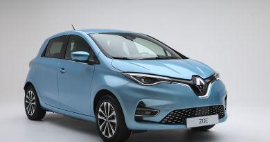 Das Elektroauto Renault Zoe stellt in Deutschland einen neuen Verkaufsrekord auf