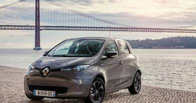Das Elektroauto Renault Zoe ist der Restwertriese 2023