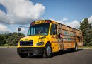 Mit dem Elektromobil in die Schule – Daimler liefert 50 elektrische Schulbusse in die USA