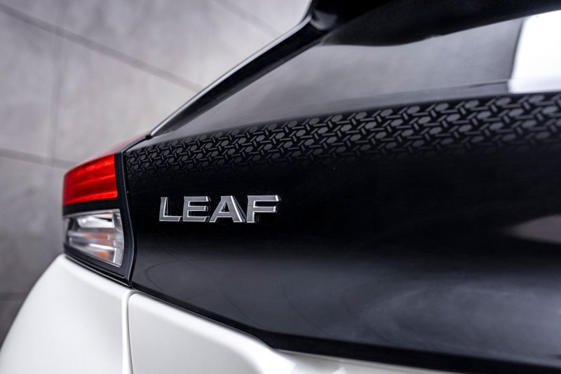 Elektroauto Nissan Leaf LEAF10, hierbei handelt es sich um ein Sondermodell zum zehnjährigen Jubiläum. Bildquelle: Nissan