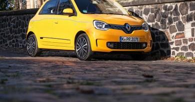 Das Elektroauto Renault Twingo Electric gibt es ab Februar in 3 Varianten