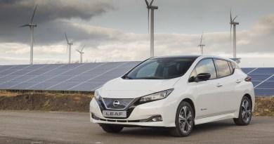 In Europa hat Nissan mehr als 250000 Elektroautos verkauft