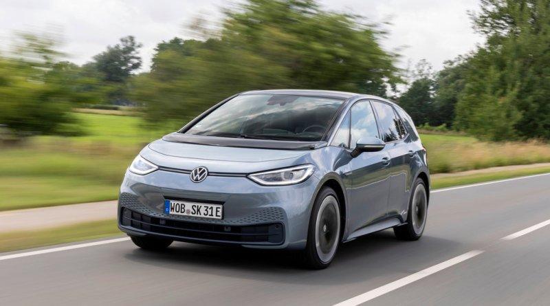 Elektroauto Volkswagen ID.3. Bildquelle: VW AG
