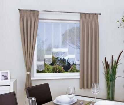 Gardinen fr kleine Fenster Tipps zur Auswahl