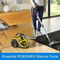 Rowenta Silence Force Multicyclonic RO8324EA Vergleich ...