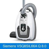 Siemens VSQ8SIL66A Q 8.0 Vergleich | Staubsauger