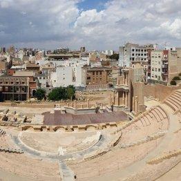 Römisches Theater in Cartagena