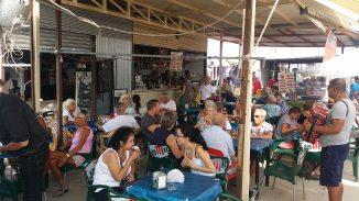 Pubs auf dem Markt