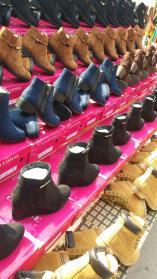 Schuhverkäufer