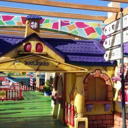 Kinder Spielpark in La Zenia