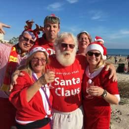 Real Santa am LaZenia