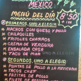 Restaurante Mexico