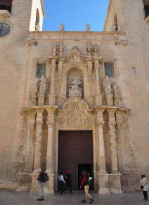 Esglesia de Santa Maria d'Alacant 3