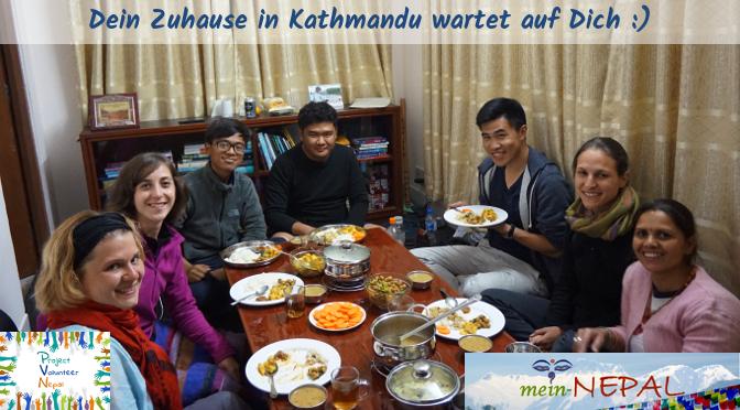 Dein Zuhause in Kathmandu