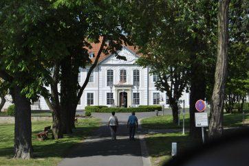 Das Herrenhaus in Ampleben