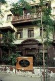 Gandhis Wohnhaus