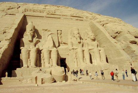 Tempel von Abu Simpel
