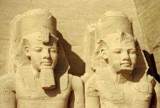 Königspaar von Abu Simpel