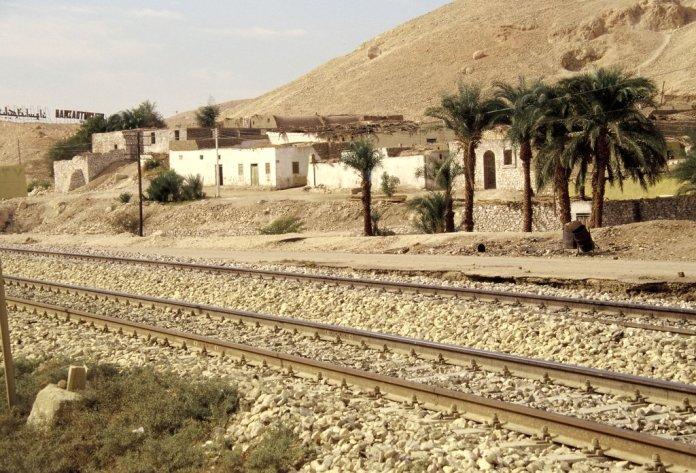 Oase in der Wüste