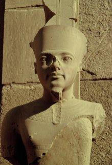 antikes Porträt