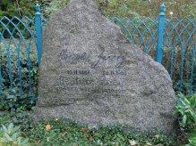 Grabstein Arnold Zweig