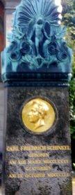 Grabstein Carl Friedrich Schinkel