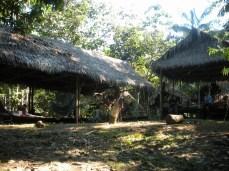 Hütte von David