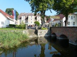 Usedom - Wasserschloss Mellenthin