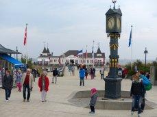 Usedom - Strandpromenade Ahlbeck